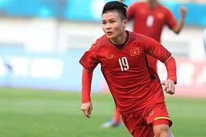 Quang Hải lọt top 15 châu Á: 'Không thể hiện chúng ta đã có cầu thủ đẳng cấp châu lục'