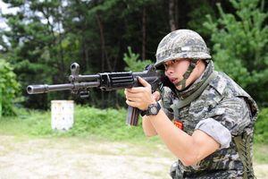 Súng trường tiến công K2 - niềm tự hào của nền quốc phòng Hàn Quốc