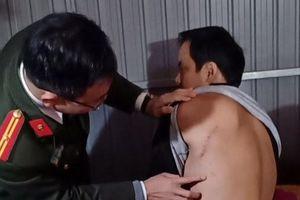 Giải quyết đánh nhau tại quán karaoke, một Phó công an xã bị chém