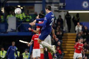 Chelsea 2-0 Nottingham: Morata lập cú đúp, Chelsea nhọc nhằn vượt ải