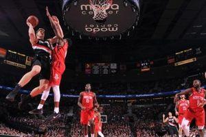 Portland Trail Blazers chấm dứt chuỗi trận thăng hoa của Houston Rockets và James Harden