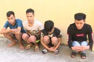 Hưng Yên: Mâu thuẫn trong quán hát, hai thanh niên bị chém nhập viện