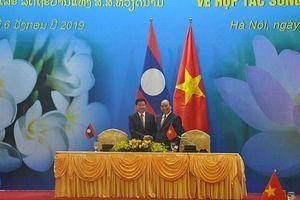 Động lực mới đưa hợp tác Việt Nam – Lào đi vào chiều sâu, thực chất