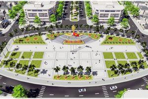 Quảng trường Tôn Đức Thắng đi vào hoạt động trước Tết Kỷ Hợi