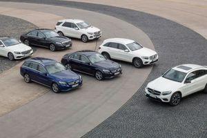 Mercedes-Benz tiếp tục đánh bại BMW trong cuộc đua doanh số tại Mỹ