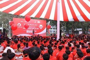 Ngày hội hiến máu tình nguyện Chủ nhật đỏ 2019