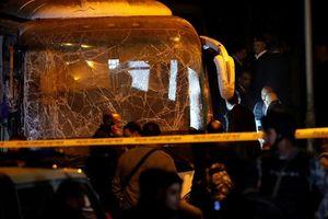 Ai Cập cảnh báo nguy cơ đánh bom trước lễ Giáng sinh của người Cơ đốc