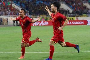 Clip: ĐT Việt Nam được AFC gọi bằng cái tên 'cực chất'