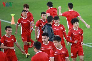 Thể thao 24h: ĐT Việt Nam nhận tin vui trước thềm Asian Cup 2019