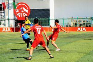 Giải bóng đá hữu nghị mừng ngày lật đổ chế độ diệt chủng Khmer Đỏ