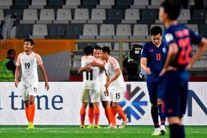 Asian Cup 2019: Đương kim vô địch Australia và Thái Lan thua sốc