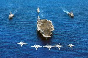 'Trung Quốc hiếu chiến và thiếu hiểu biết khi đe dọa đánh chìm tàu sân bay Mỹ'
