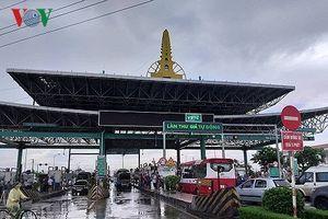 Trạm BOT Mỹ Lộc, Nam Định hoạt động trở lại: Giảm phí cao nhất đến 50%