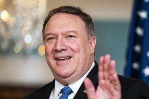Ngoại trưởng Mỹ công du 8 nước Trung Đông