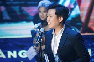 Trường Giang đoạt giải 'Nam diễn viên điện ảnh được yêu thích nhất'