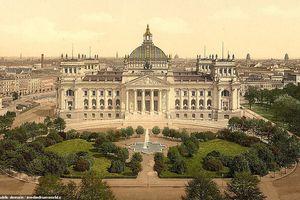 Chiêm ngưỡng vẻ đẹp thế giới cách đây 100 năm