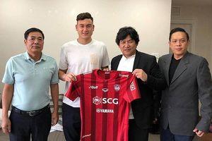 Đặng Văn Lâm gia nhập Thai-League với phí chuyển nhượng kỷ lục