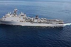 Mỹ điều tàu chiến đến Biển Đen