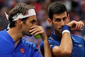 Federer đánh giá Djokovic là ứng viên vô địch tại Australian Open