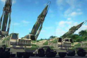Trung Quốc công bố tên lửa 'sát thủ' tàu sân bay