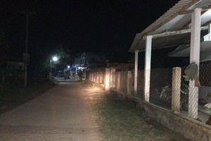 Phong trào lắp đặt điện đường ở Cát Khánh