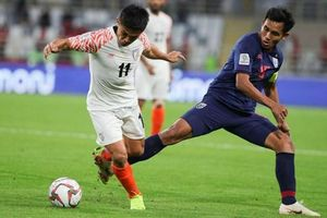 Truyền thông Thái Lan sốc khi đội nhà bị tuyển Ấn Độ 'làm nhục'
