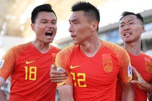 Trung Quốc ngược dòng thắng Kyrgyzstan 2-1