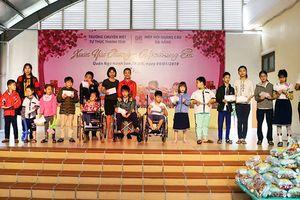 Hiệp hội Quảng cáo TP Đà Nẵng tổ chức Chương trình từ thiện 'Xuân yêu thương – Tiếp sức cùng em'