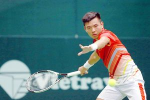 Khai mạc giải quần vợt nhà nghề Đà Nẵng Việt Nam mở rộng năm 2019