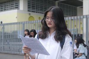 Tiết lộ độ khó trong đề thi thật THPT quốc gia 2019