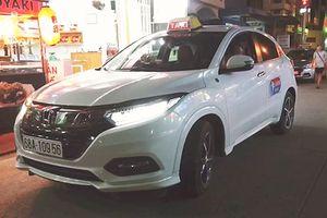 Honda HR-V giá lăn bánh gần 1 tỷ đồng làm taxi Phú Quốc