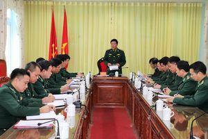 Kiểm tra thực hiện đề án tuyên truyền, phổ biến, giáo dục pháp luật tại BĐBP Hà Giang