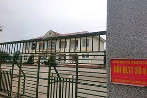 Vụ cán bộ QLTT Nghệ An bị tố 'làm luật' thầy lang: Tạm đình chỉ công tác 4 cán bộ