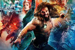 'Aquaman' vào Top 5 phim có doanh thu cao nhất Việt Nam mọi thời đại