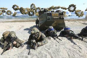 Triều Tiên 'rắn mặt' yêu cầu Hàn Quốc dừng tập trận và triển khai vũ khí Mỹ
