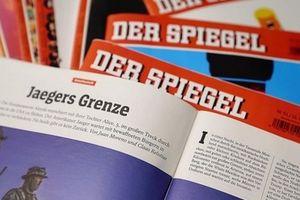 Đức chấn động bởi bê bối tin tức giả của tờ Der Spiegel