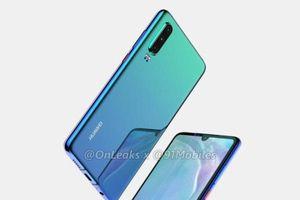 Huawei P30 lộ hình ảnh thiết kế và 'phơi bày' cấu hình