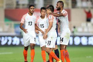 CLIP: Thái Lan thảm bại trước Ấn Độ