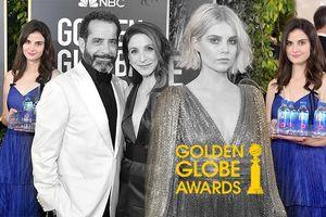 Giữa dàn minh tinh Hollywood chen chúc tại thảm đỏ Quả Cầu Vàng 2019, 'quý cô hàng nước' này mới là ngôi sao thực sự