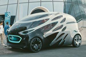 11 mẫu xe tương lai được chờ đón tại CES 2019