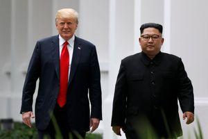 Triều Tiên kêu gọi Mỹ 'có đi có lại' trong thực hiện phi hạt nhân hóa