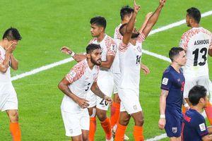 Thái Lan là đội Đông Nam Á thảm bại nặng nề nhất tại Asian Cup