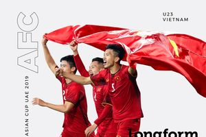 Tuyển Việt Nam đến Asian Cup 2019 và chạm tới bức tường châu lục
