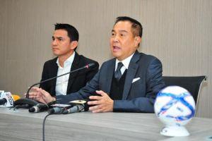 Còn Chủ tịch Somyot, Kiatisak khó trở lại tuyển Thái Lan