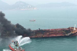 Đề nghị Hong Kong hỗ trợ tìm kiếm 2 người mất tích sau vụ tàu cháy