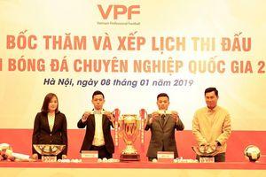 Siêu Cúp quốc gia sẽ mở đầu cho mùa giải 2019