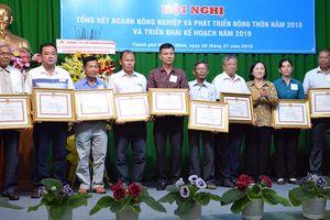 Ngành nông nghiệp TP Hồ Chí Minh tăng trưởng cao trong năm 2018