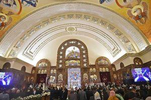 Ai Cập khánh thành nhà thờ lớn nhất Trung Đông