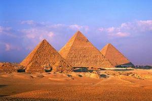 Tiết lộ cực sốc về diện mạo thật của đại kim tự tháp Giza