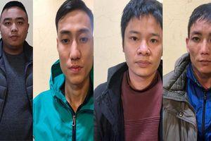 Hà Nội: Ổ nhóm dùng tiền giả mua điện thoại sa lưới